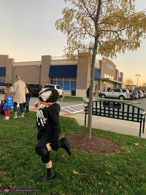 Running Venom, Venom Costume