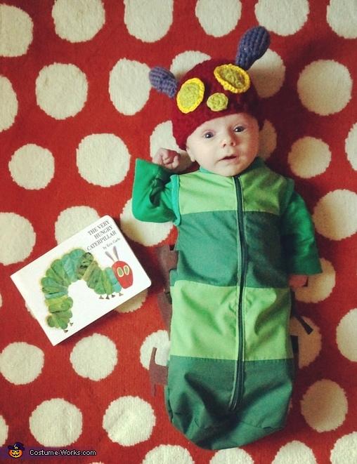 Very Hungry Catetpillar Costume