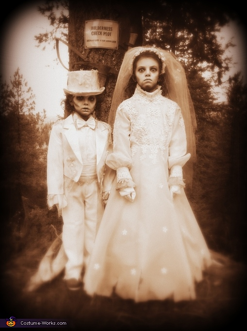 Victorian Ghosts Costume