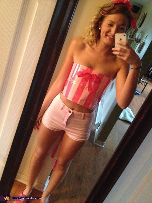Victoria's Secret Model Costume