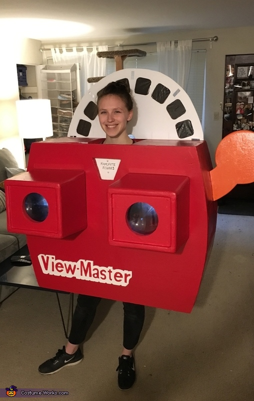ViewMaster Costume