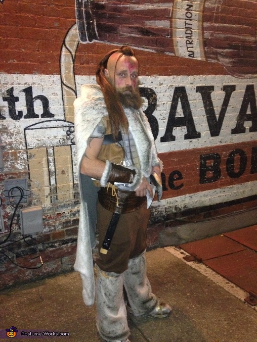 Viking Homemade Costume