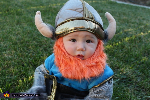 Viking Baby Boy Costume