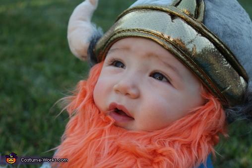 Viking Baby Boy Costume