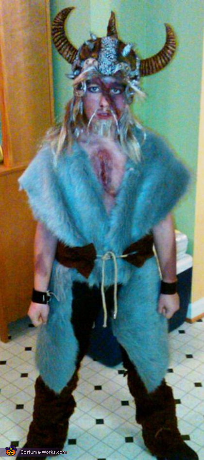 The Viking King Costume