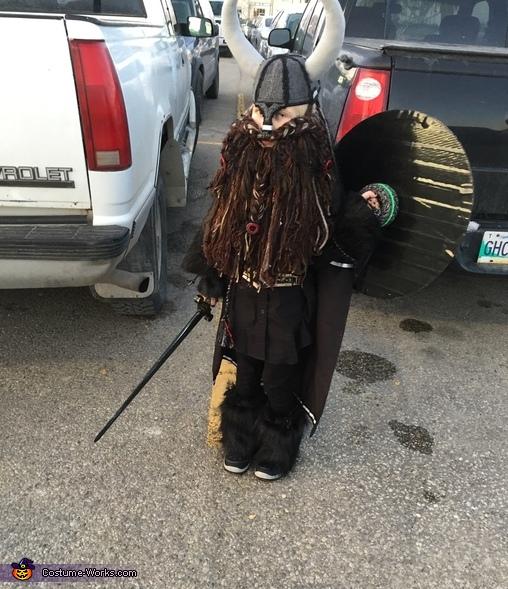 Viking King 2, Viking King Costume