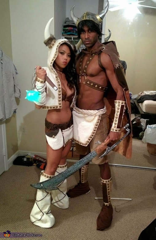 Viking Warriors 2 , Vikings Costume