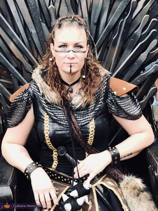 Vikings Homemade Costume