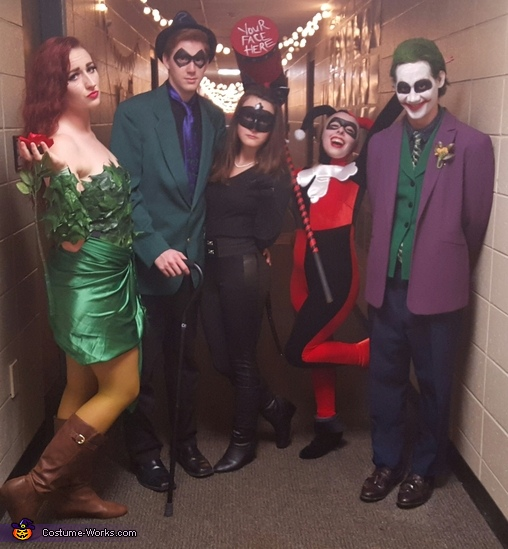Villains of Gotham Costume