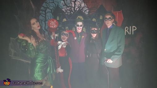Villains of Gotham Homemade Costume