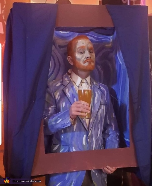 Vincent Van Gogh Self Portrait Costume