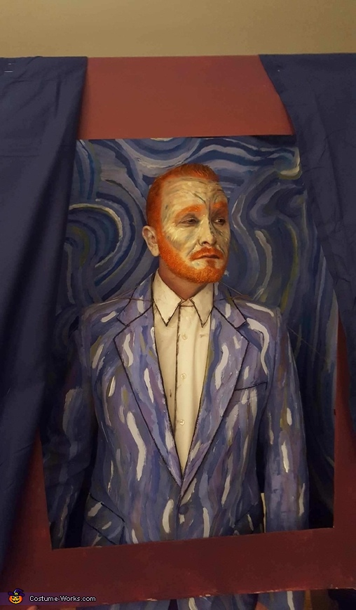 Vincent Van Gogh Self Portrait Homemade Costume