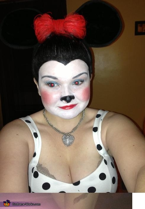 Vintage Minnie Mouse Costume