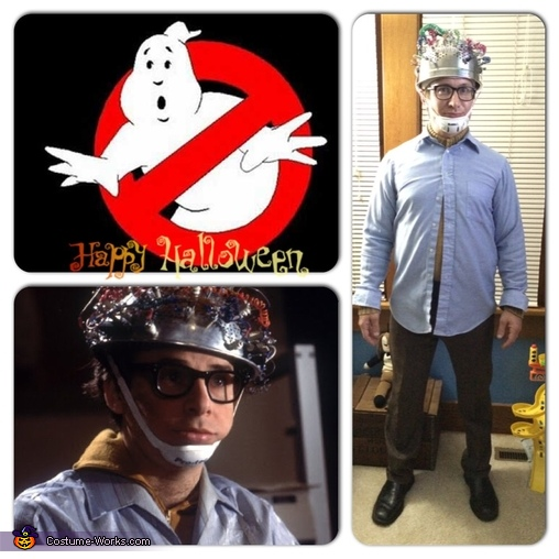 Vinz Clortho the Keymaster of Gozer Homemade Costume