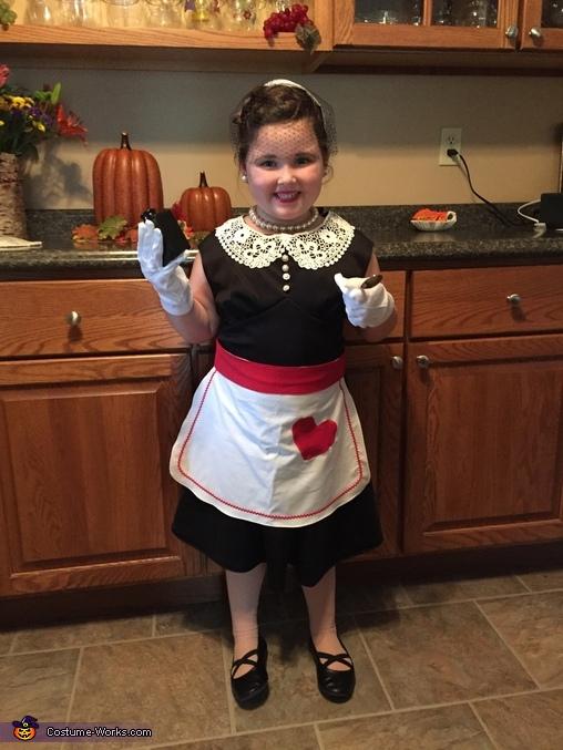 Vitameatavegamin... I Love Lucy Costume