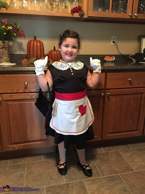 My Lucy, Vitameatavegamin... I Love Lucy Costume