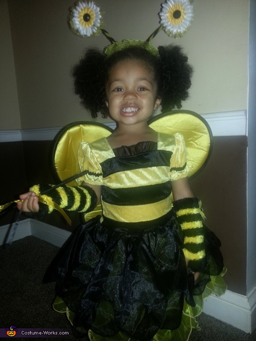 Vivi-Bee Costume