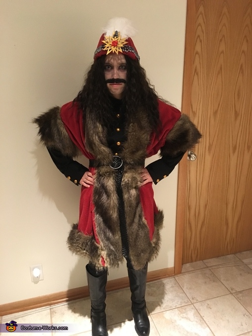 Vlad III Dracula Costume