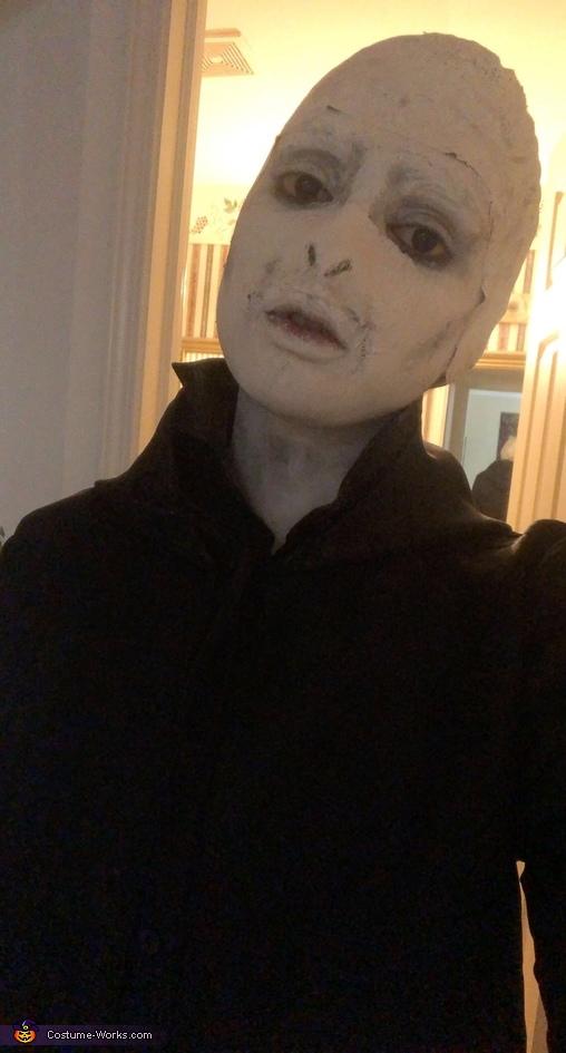 Voldemort Homemade Costume