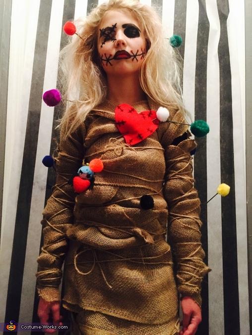 Voo Doo Doll Homemade Costume
