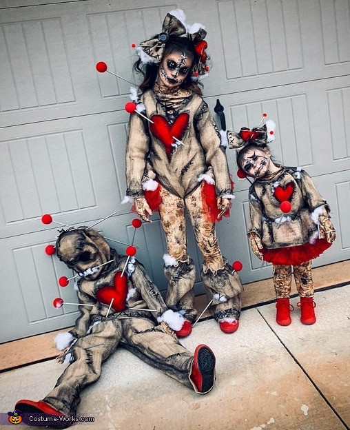 Voo Doo Dolls Costume