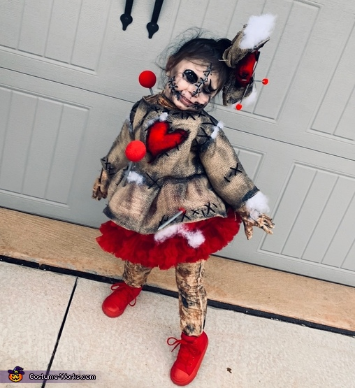 Voo Doo Dolls Homemade Costume