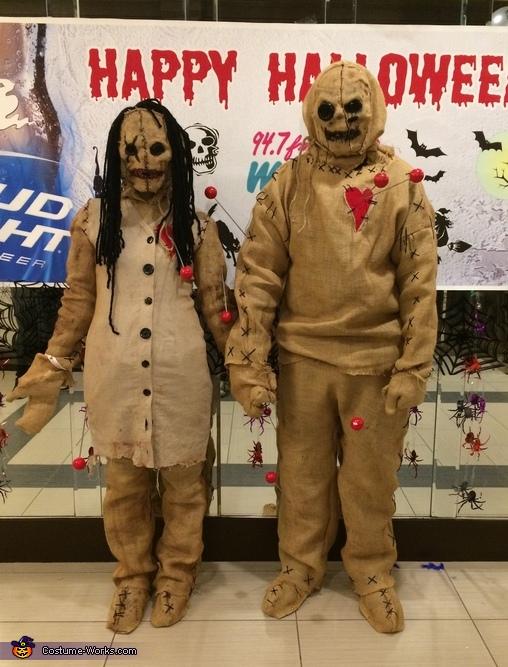 Voodoo Dolls Costume