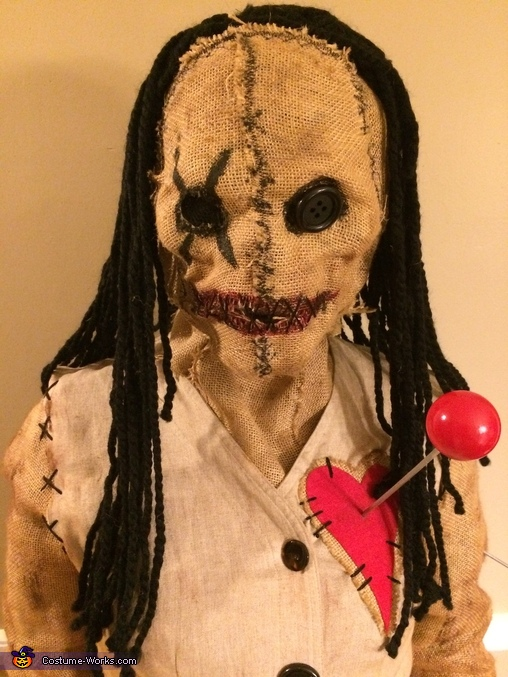 Voodoo Dolls Homemade Costume