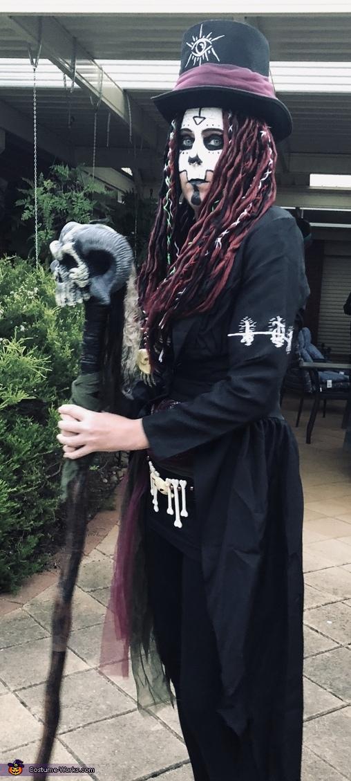 SOUTH AMERICAN VOODOO, Voodoo Priestess Costume