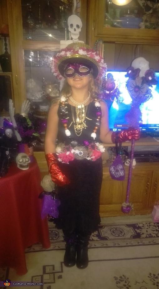 Voodoo Queen Costume