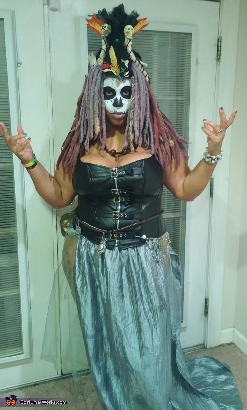 Voodoo Tiana Costume