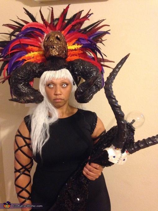 Voodoo Witch Doctor Homemade Costume