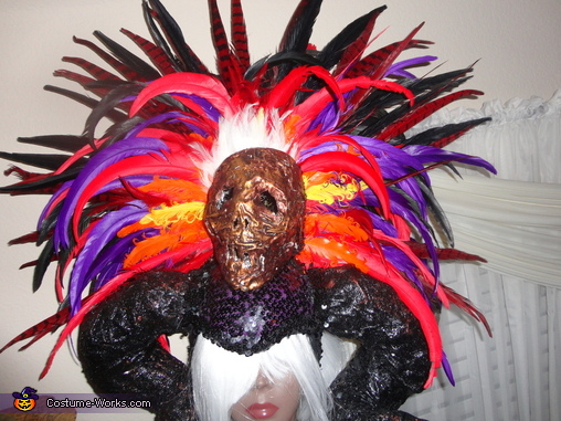 Voodoo Witch Doctor Homemade Costume