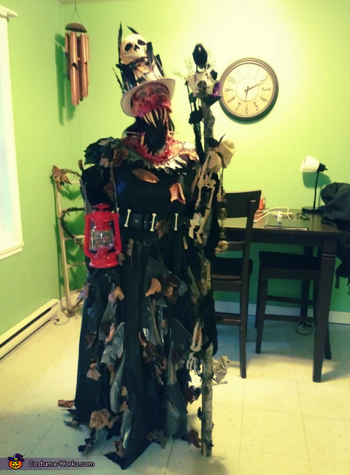 Voodoo Witch Doctor 3, Voodoo Witch Doctor Costume