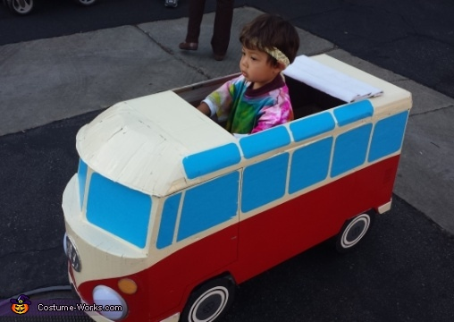 VW Hippie Bus Costume