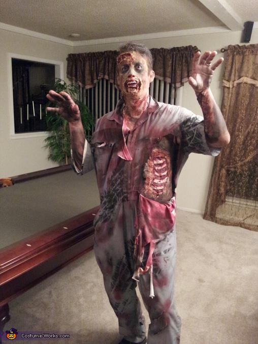 Walking Dead Costume