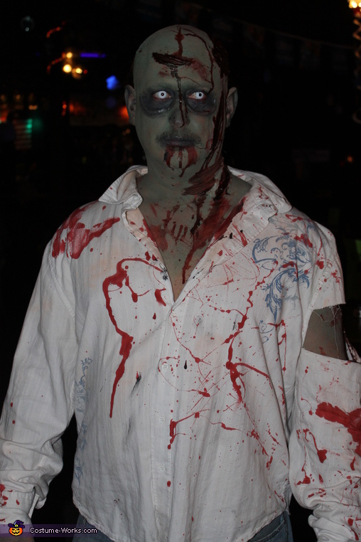 Walking Dead Costume