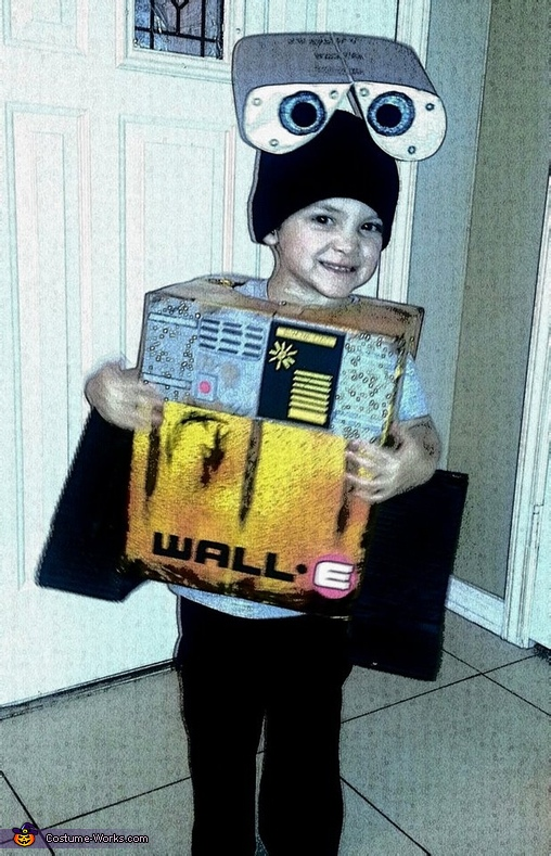 Cartoonified!, WALL-E Costume
