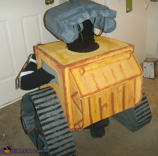 Wall E & Eve Costume