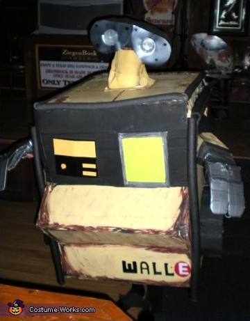 WALL-E - Homemade costumes for kids