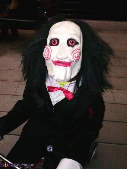 Saw Homemade Costume