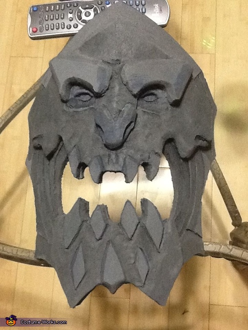 thigh piece, War from Darksiders Costume