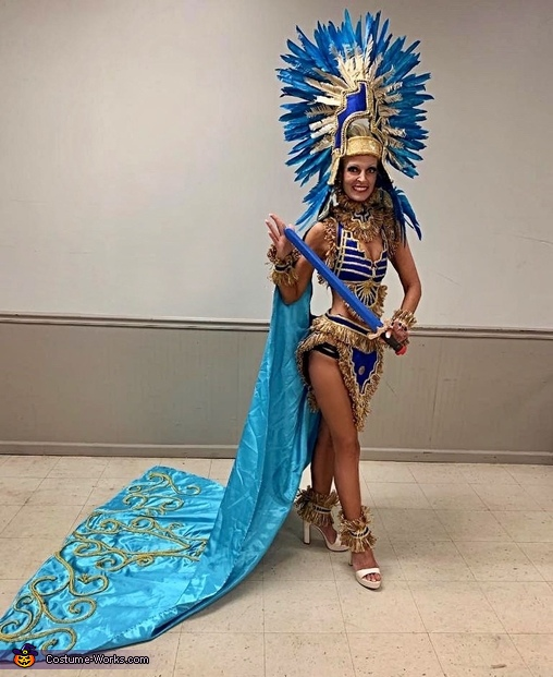 Warrior Princess Costume