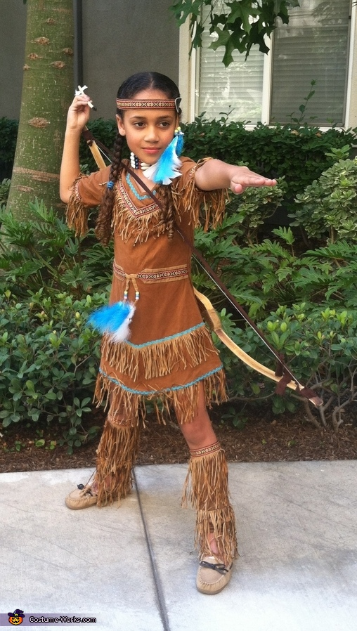 Princess Mikaiya , Warrior Princess Costume