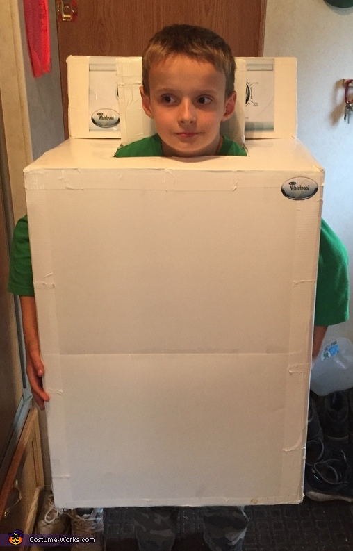 Washer Boy Costume