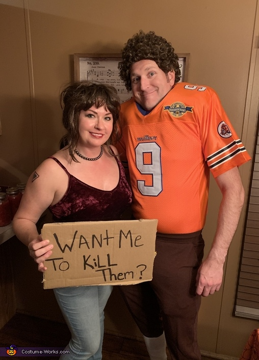 Waterboy Costume