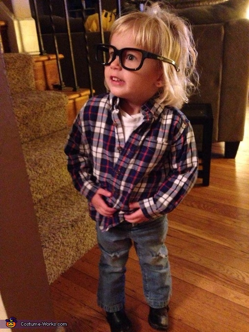 The perfect Garth!, Wayne and Garth Costume