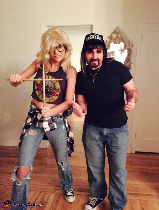 Wayne & Garth Costume