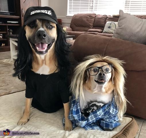 Wayne & Garth Costume