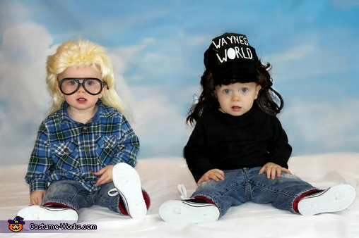 Wayne's World, Wayne's World Baby Costume